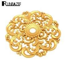 Runbazef materiais decorativos móveis florais parede de fundo enfeitado com lâmpada europeia piscina decoração do teto acessórios