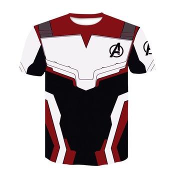 2019 The Avengers Endgame Quantum Realm Cosplay Costume Hoodies Men Hooded Avengers Zipper End Game Sweatshirt Jacket 4