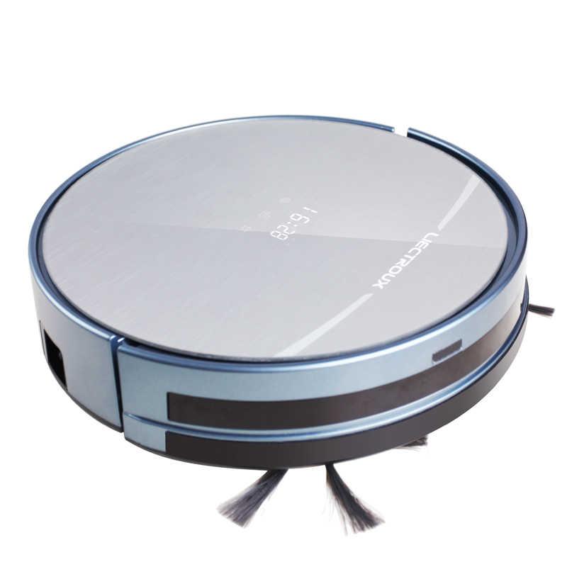 (Доставка из Россия) LIECTROUX X5S Робот Пылесос Навигация картография WI-FI APP Управления  (влажная и сухая уборка)Бак танк Для Воды,батарея литиевая сенсорно экран, фильтр HEPA,моющий,авто подзарядка дома,турбощетка