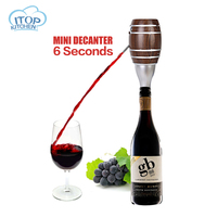 ITOP Electric Decanter Pump Wine Pourer Red Wine Decanter Home brew Pump Style Cider Wine Aerator Plastic Materials