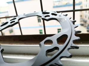 Image 3 - 2019 새로운 94BCD 라운드 34T/36T/38T/40T 사이클링 체인 링 MTB 자전거 체인 휠 크라운 BCD 94 NX GX X1 용