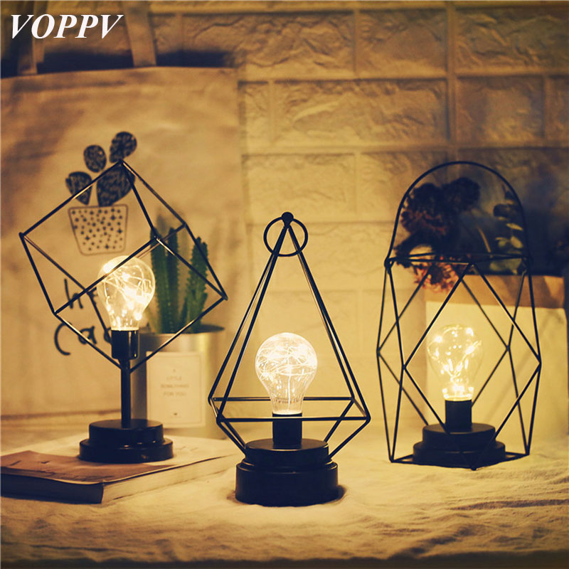 Pleasing Voppv Led Night Light Bedside Lamp For Bedroom Fairy Copper Wire Led Wiring Database Obenzyuccorg