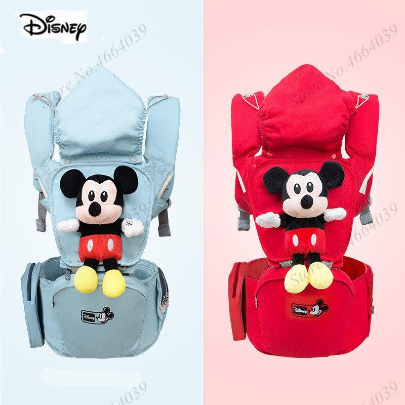 Disney Ergonomic Baby Carrier With Doll Sling Backpack Hipseat Baby Wrap Sling Newborn Kangaroo Baby Holder Belt For Kids
