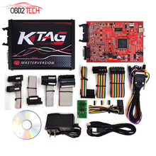 Quality A+ KTAG K-TAG ECU Programming Tool Master Version V2.11 FW V6.070 K TAG