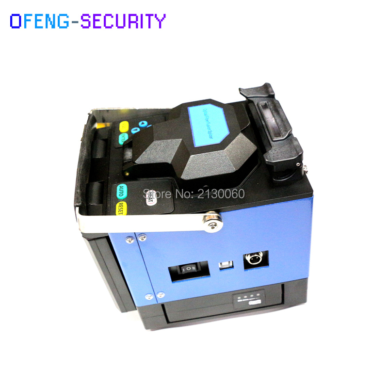 Skycom T-108H Fusion Splicer Machine Fiber Optic Fusion Splicer Fiber Optic Splicing Machine T-108H
