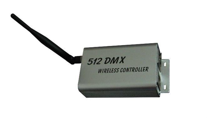Contrôleur sans fil 915 MHz/433 MHz dmx (récepteur dmx et émetteur dmxc)