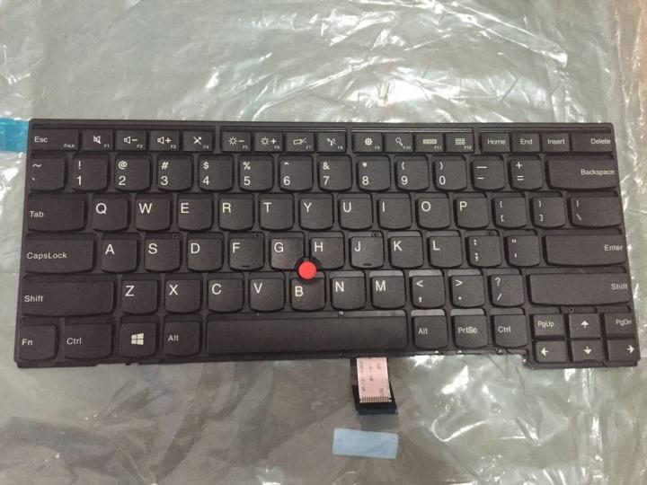 Free shipping New Original for Lenovo ThinkPad T450 T450S US English Keyboard