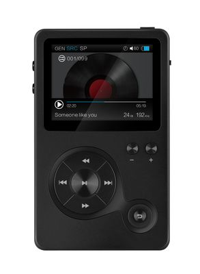 Free DHL Fast ship Hidizs AP100 Second Generation CS4398 4760B SRC Portable HiFi Audio Music MP3 Player