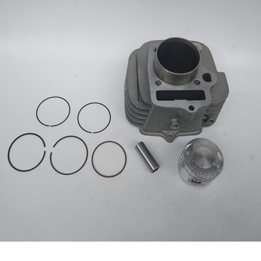 US $5 66 |Motorcycle Engine Parts Cylinder block Kit Piston Kit Rings For  LIFAN 125cc engine-in Crankshafts from Automobiles & Motorcycles on