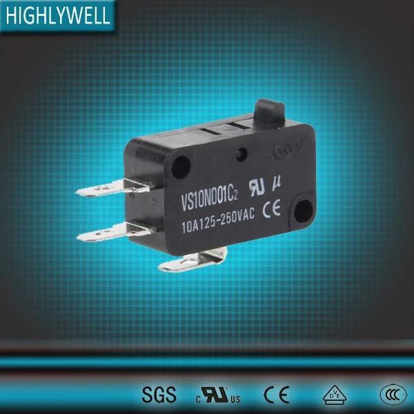 10Pcs Nouveau hautement Micro Switch VS10N061C2