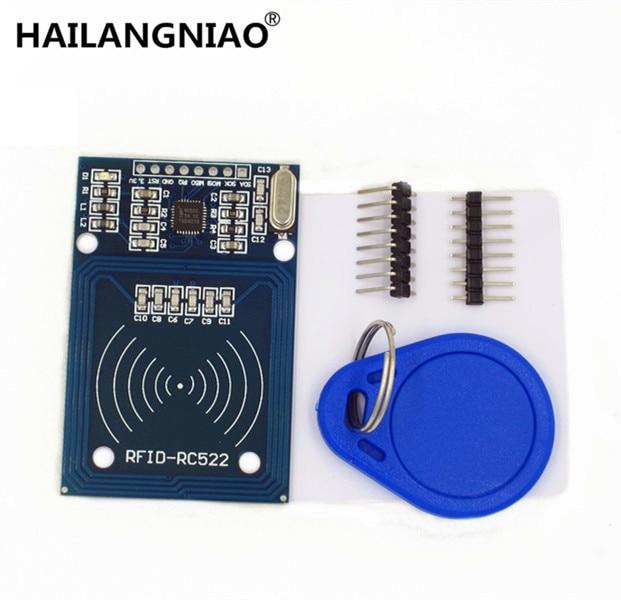 1PCS MFRC-522 RC522 RFID RF IC card sensor module форбо 522 в москве