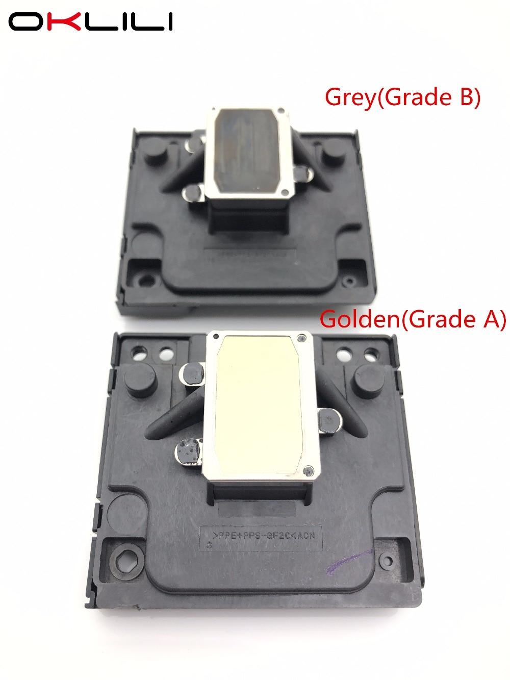 F181010 Printhead Print Head for Epson ME510 L101 L201 L100 ME32 C90 T11 T13 T20E L200 ME340 TX100 TX101 TX105 TX110 TX111 TX121