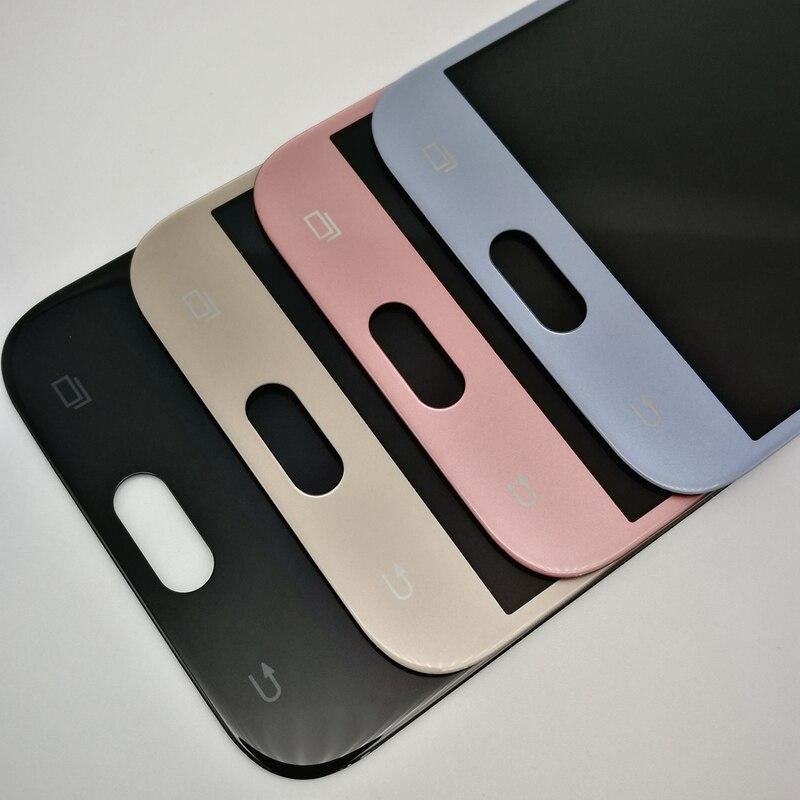 5.2 ''SUPER AMOLED pour SAMSUNG Galaxy J5 2017 J530 J530F LCD écran tactile numériseur assemblée pièces de rechange + autocollant - 3