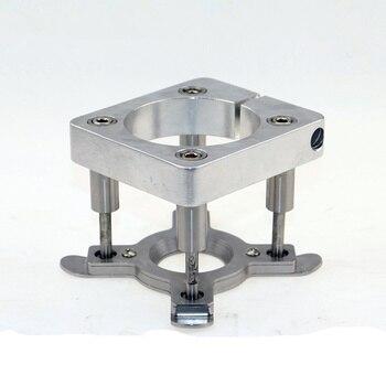 Двигатель шпинделя гравировального Станка полностью автоматический зажим устройства плавающего типа подачи прессования пластины для 65 мм...