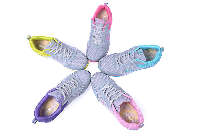 BEANNHUA Light weight running shoes student s sports shoes sneakers for women wholesale and retail