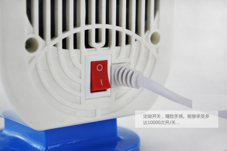 MinF02-6, brezplačna dostava, prenosni grelec, tovarna neposredno - Gospodinjski aparati - Fotografija 5