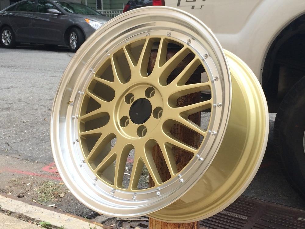 4 New 19x8.5 Rims wheels ET 35mm  Alloy Wheel Rims W882