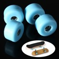 New 4 Pcs/Set Professional Urethane CNC Bearing Wheels for Wooden Fingerboard Accessories Kits Toys