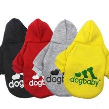 Модная одежда для собак для маленьких собак, кошек, кофты для щенков, теплая одежда для домашних животных, пальто для собак, куртка для йоркширов, чихуахуа, одежда 12d30