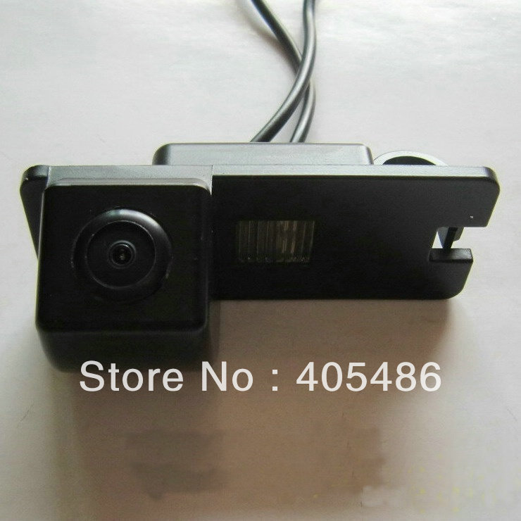 Free Shipping SONY CCD Chip Car Rear View Reverse Mirror Image With Guide Line CAMERA for