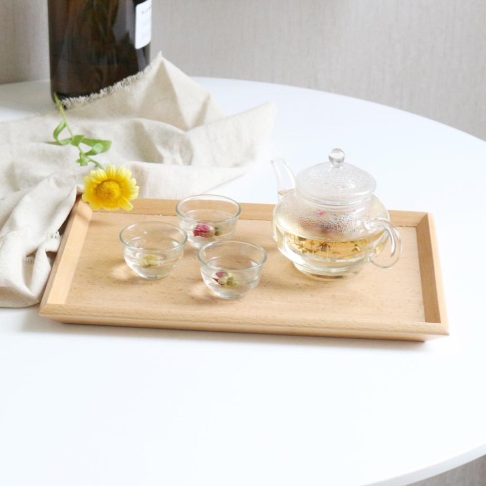 Japan Style Beech Wood Storage Serving Tray for Tea/Dinnerware/Dish Wooden Tableware Restaurant Wooden Buffet Dishes-in Storage Trays from Home u0026 Garden on ... & Japan Style Beech Wood Storage Serving Tray for Tea/Dinnerware/Dish ...