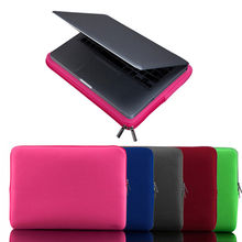 Universal Laptop Bag Protective Sleeve 11''-15'' Notebook Computer Liner Case Briefcase Pouch For Macbook Air Pro New Fashion