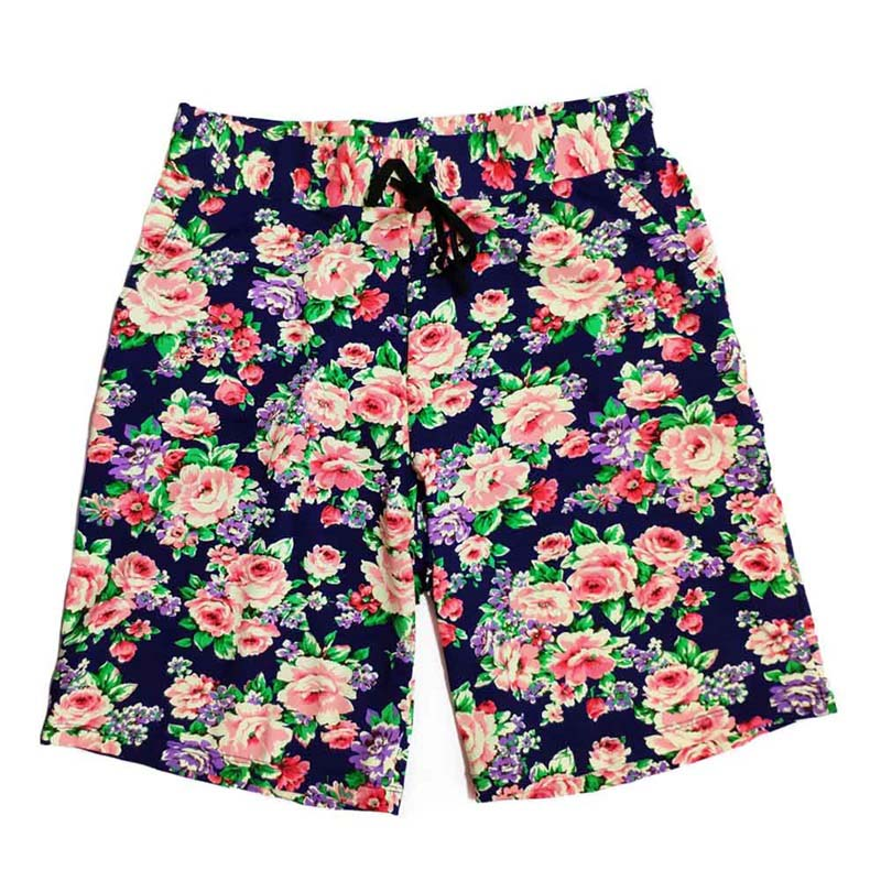 Men's Swimwear Surf Swim Trunks Swimming   Short   Quick Dry Pants Beach   Shorts   Running Sports Printing   Board     Shorts   2019 New