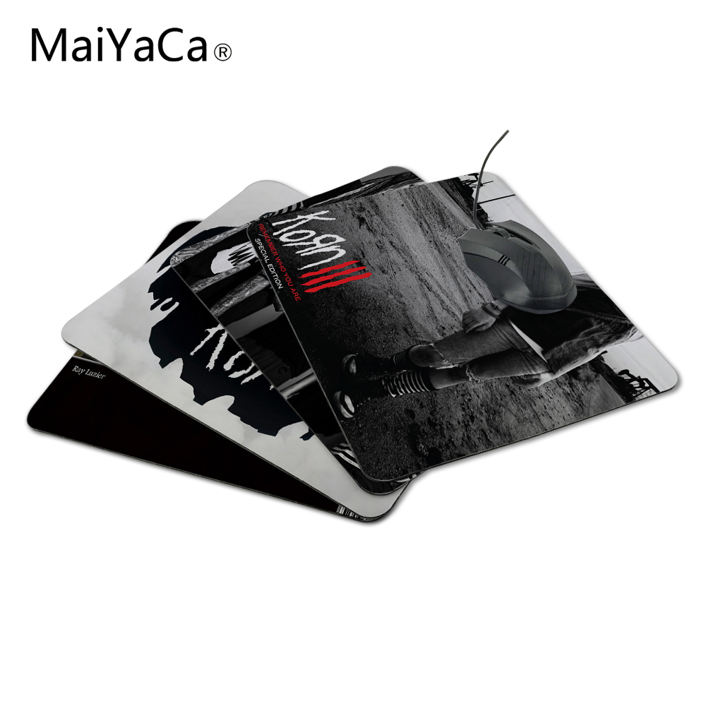 MaiYaCa Korn Cover Fashion Mouse Pad for Size 18*22cm and 25*29cm Not Lockedge MousePad