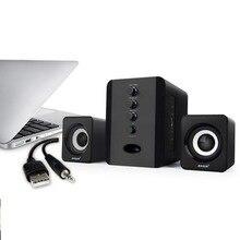 3,5 мм разъем USB музыкальную loudspeakedurable ноутбук сабвуфер, для компьютера Динамик s Портативный Комбинации Динамик для xiaomi huawei