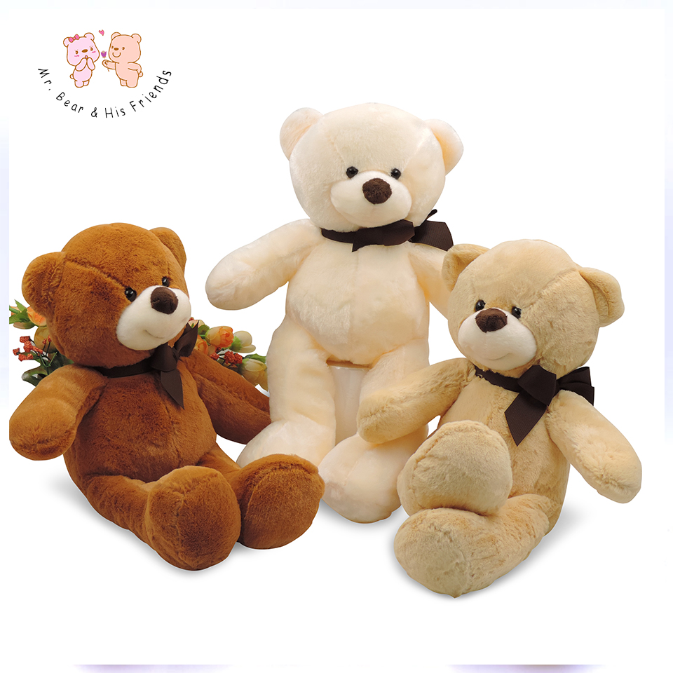Aliexpress.com : Buy 38CM Soft Teddy Bears Plush Toys ...
