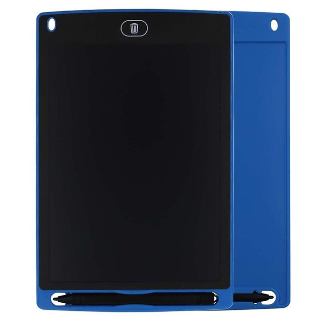 Graphic Writing Tablet,LCD Drawing Board Paperless Notepad Memo Whiteboard  With Stylus In School,