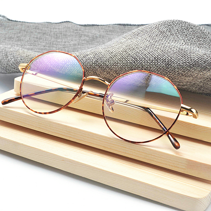 c415984fc3 Detail Feedback Questions about MINCL New Hipster Eyeglasses Frames  Oversized Prescription Glasses Women Men Fake Glass Round Glasses Frames  with box FML on ...