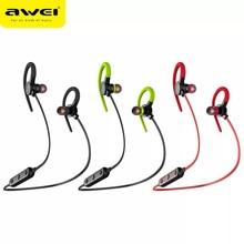 Awei B925BL Bluetooth 4.2 Ear-Hook In-ear Sport Earphone Earbuds with Microphone все цены
