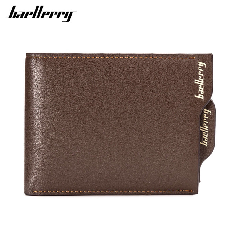With Coin Bag zipper new 2017 men wallets famous brand mens wallet male money purses Wallets New Design Top Men Wallet Baellerry