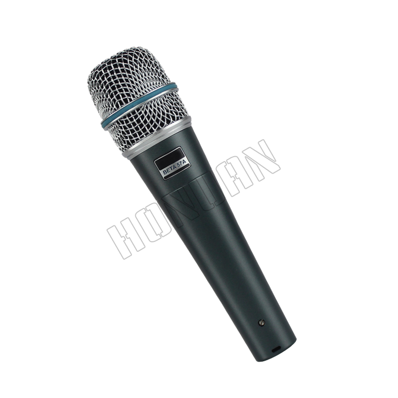 Free Shipping! Super Quality Version Beta 57 A Vocal Karaoke Handheld Dynamic 58 Wired Microphone Microfone