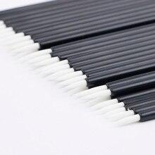 50pcs Disposable Makeup Brushes Swab Microbrushes Eyelash Extension Tools Indivi