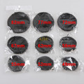 9 Pieces Camera Lens Cap Protection Cover 49mm 52mm 55mm 58mm 62mm 67mm 72mm 77mm 82mm Lens Accessories