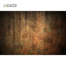 Laeacco Dark Gradient Solid Color Wall Grunge Party Portrait Photographic Backgrounds Photography Backdrops Photo Studio