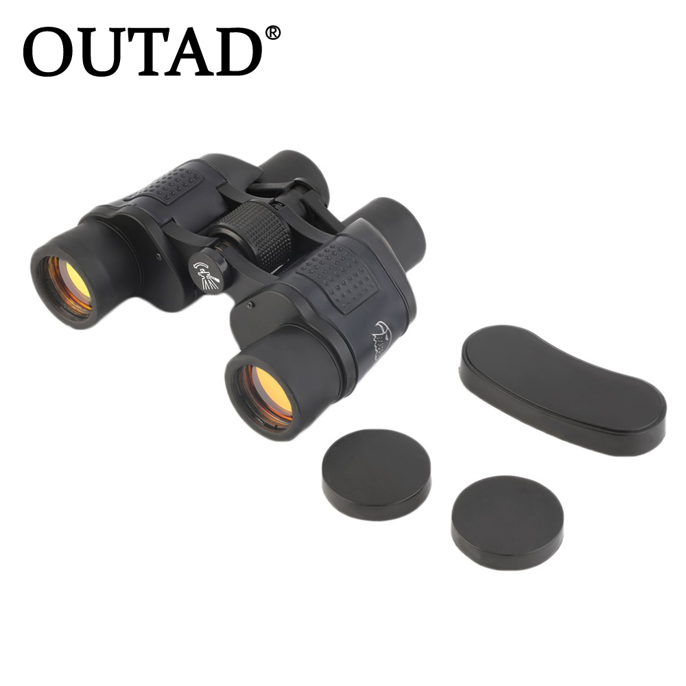 OUTAD Good Quality 60x60 3000M High Definition Hunting Binoculars Telescope New Arrival Well Sell Free Shipping good quality x prog m 5 0 free shipping