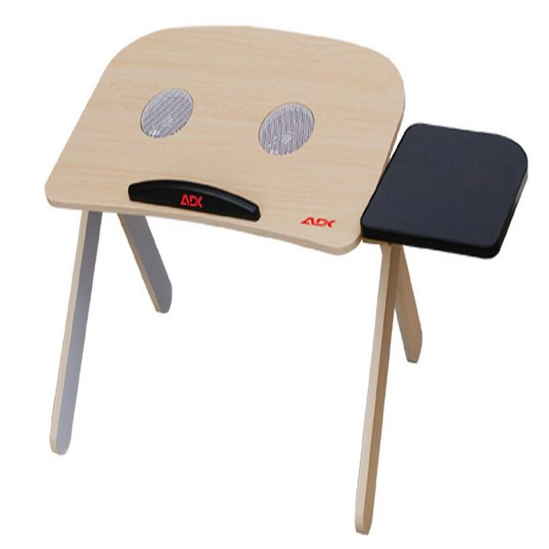 Многофункциональный ноутбук стол Портативный ленивый бытовой Тетрадь стол с вентилятором USB