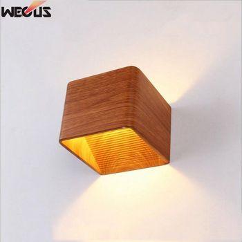 Modern Headboard Light LED Bedside Lamp