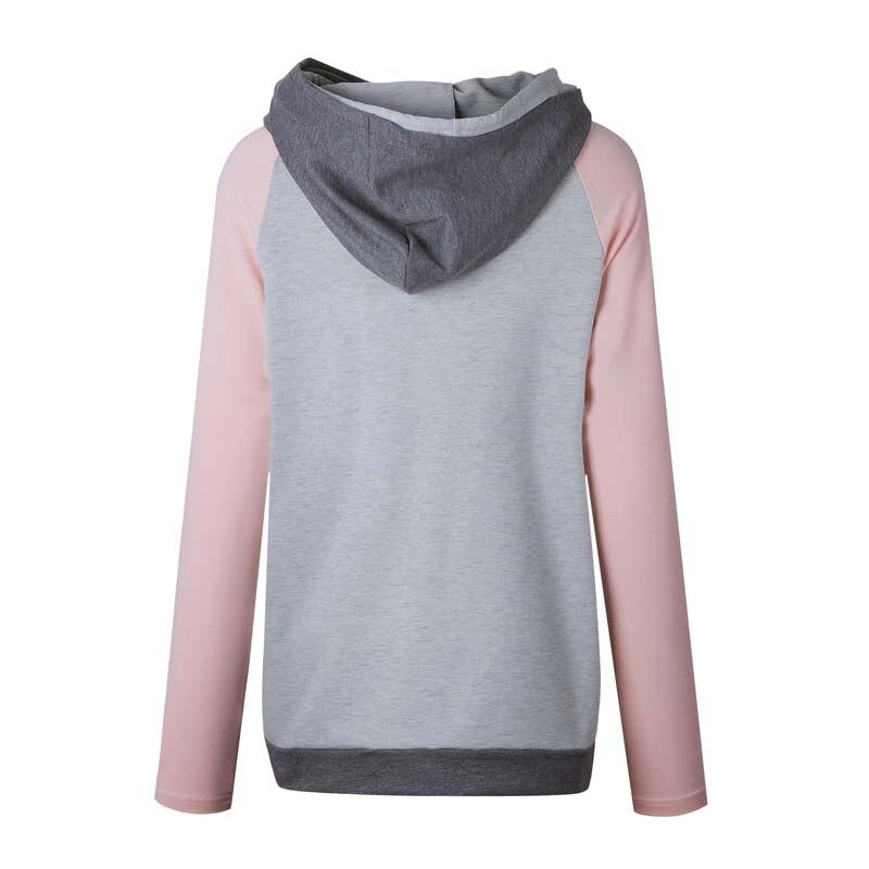 Women's Autumn Hoodie Sweatshirt 34