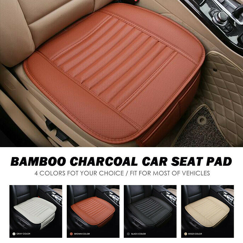 New Car Full Surround Seat Cover Bamboo Charcoal Breathable Seat Cushion Pad 1x
