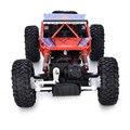 Пульт дистанционного Управления Автомобилем 4x4 Вождения Автомобиля RC Автомобилей 2.4 Г 4CH 4WD Rock Crawlers Double Моторы Bigfoot Модель Автомобиля Внедорожник Игрушка