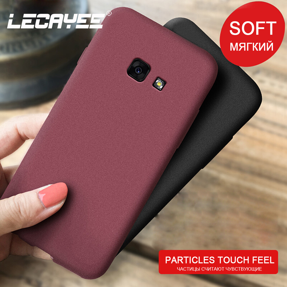 TPU Soft Matte Fitted <font><b>Case</b></font> for <font><b>Samsung</b></font> <font><b>Galaxy</b></font> J7 Prime <font><b>Case</b></font> <font><b>A3</b></font> A5 A6 A7 A J2 J3 J4 J5 J6 Plus J8 2018 <font><b>2017</b></font> 2016 <font><b>Phone</b></font> <font><b>Case</b></font> Cover image