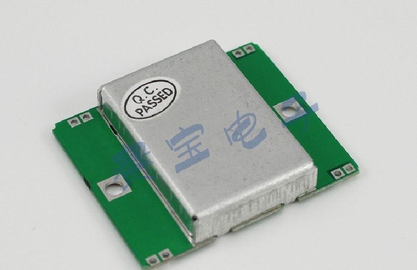 Freeshipping HB100 Microwave Doppler Radar Wireless Module 10.525GHz freeshipping rs232 to zigbee wireless module 1 6km cc2530 chip