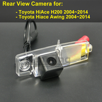Car Rear View Camera for Toyota Hiace Awing H200 2004 2005 2006 2007 2008 2009 2010 2011 2012 2013 2014 Wireless Parking Camera