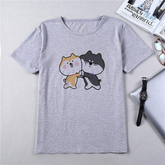Kawaii Casual Tee Shirt...
