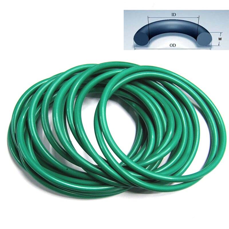 80piece FKM o ring OD Size 50 51 52 53 54 55 56 57 58 59