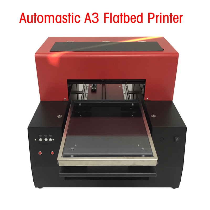 Automatic A3 size Flatbed Printer T-shirt Flatbed printer Textile Printer for T-Shirt Printing Machine coffee printer food printer inkjet printer selfie coffee printer full automatic latte coffee printe wifi function
